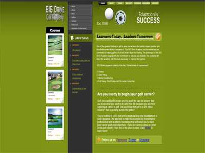 BIG Drive Golf Academy